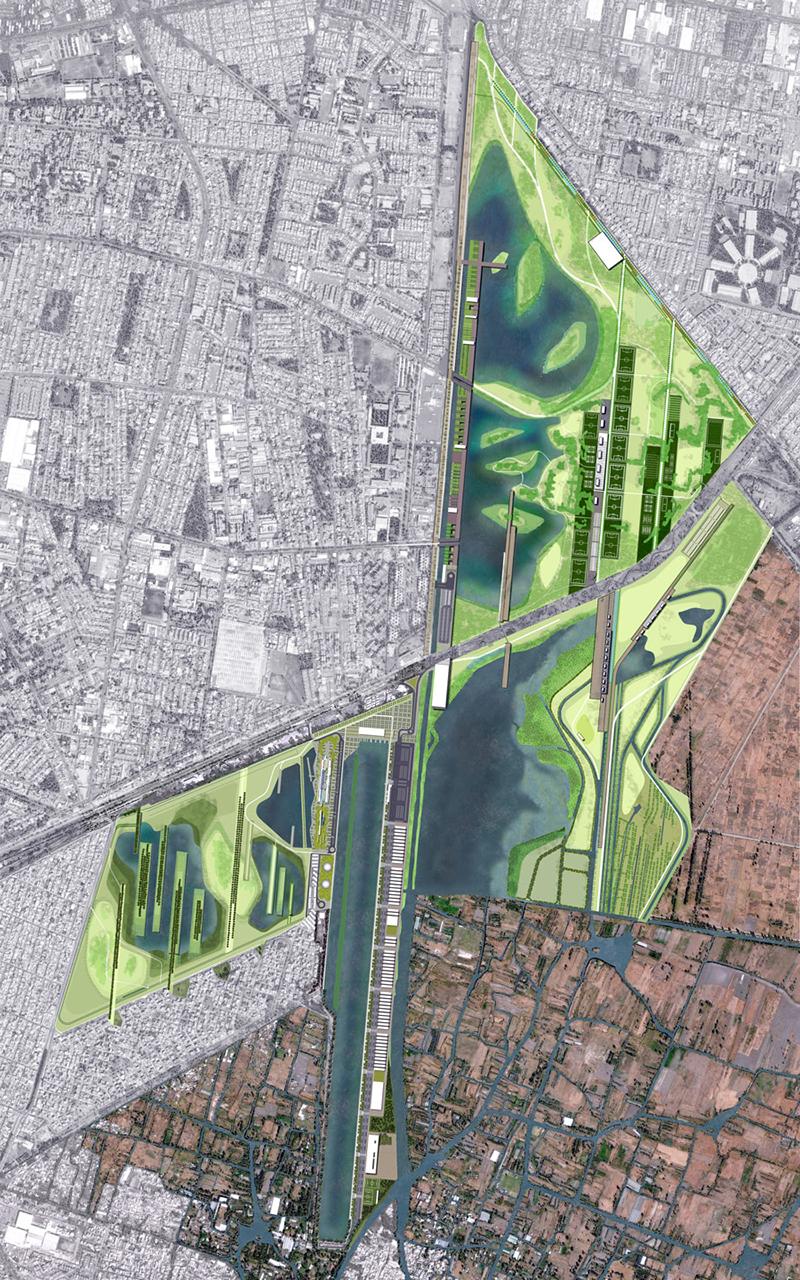 Xochimilco Master Plan
